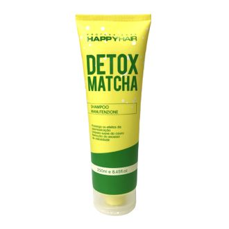 Шампунь Happy Hair Detox Matcha, 250 мл