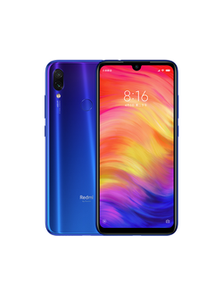 Xiaomi Redmi Note 7 64 Gb Синий