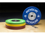 140 KG Color Training Plate 2.0 Set Диски для штанги Rogue Fitness