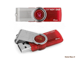 ФЛЕШКА USB KINGSTON 8 GB 3.0