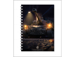 Тетради WORLD OF TANKS МИР ТАНКОВ