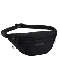 Поясная сумка Burton Hip Pack True Black Ballistic (Черная)