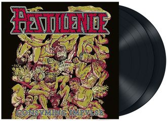 PESTILENCE Consuming impulse 2-LP 30th anniversary edition