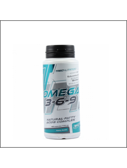 Омега 3-6-9 Trec Nutrition Omega 3-6-9 120 caps