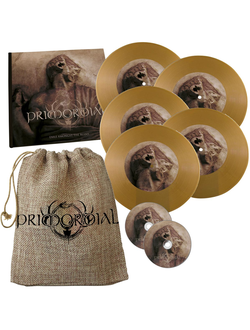 Primordial - Exile amongst the ruins BOX Deluxe