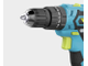 Дрель Xiaomi Tonfon Rechargeable lithium battery 2Ah 12V impact drill