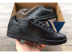 Кроссовки Adidas Stan Smith All Black