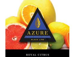Табак Azure Royal Citrus Королевский Цитрус Black Line 100 гр
