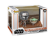 Фигурка Funko POP! Bobble: Star Wars: Mandalorian: Moment: Mandalorian & Child 49930