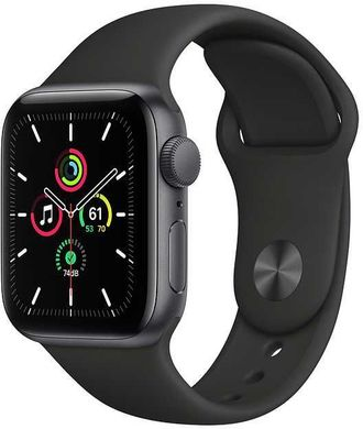 Умные часы Apple Watch SE GPS 44mm Aluminum Case with Sport Band Space Gray
