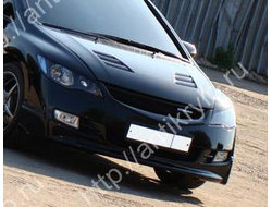 Капот Type-R Honda Civic 4D (2006-2012)