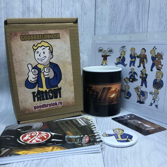 Бокс Малый Fallout, Фоллаут