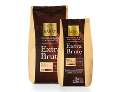 Какао Extra Brute, 1 кг (Cacao Barry)