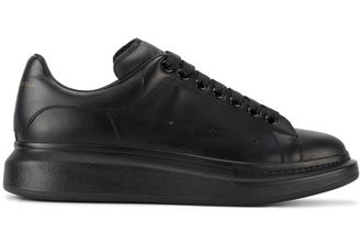 ALEXANDER MCQUEEN ALL BLACK (Euro 36-45) ALMC-015