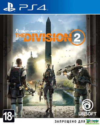 Tom Clancy's The Division 2 [PS4, русская версия]
