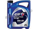 Масло моторное ELF Evolution 900NF 5W-40 (4л) Синтетика
