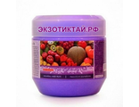 "Соляной спа-скраб для тела Carebeau SPA Lightening Salt Mixed Fruits ""Фруктовый Микс"". 700мл."