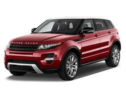 Шумоизоляция Land Rover Evoque / Ленд Ровер Эвок