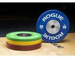 110 KG Color Training Plate 2.0 Set Диски для штанги Rogue Fitness