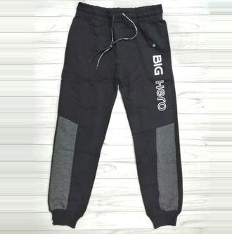 Штаны спортивные (Артикул 4125) цвет черный