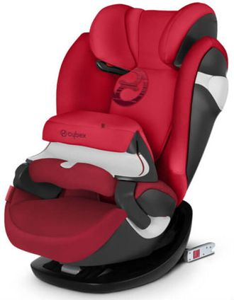 Cybex Pallas M-Fix autumn Rebel Red
