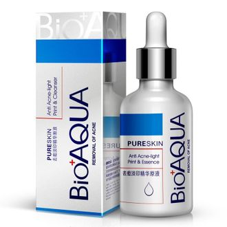 "Крем Bio+AQUA PURESKIN ""Removal of Acne Brightening & Best Solution"" (для проблемной кожи) 30 ml"