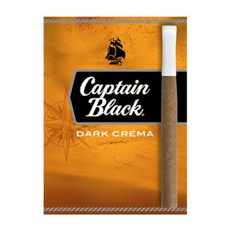 Сигариллы Captain Black mini Tipped Dark Crema