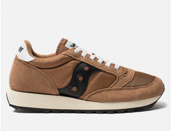 Кроссовки Saucony Jazz Original Vintage Brown Black Turtledove