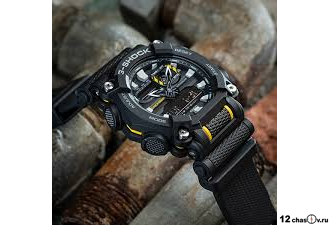 Часы Casio G-Shock GA-900-1AER