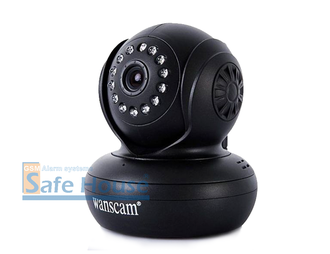 Поворотная Wi-Fi IP-камера Wanscam JW0005-I/black (Photo-02)_gsmohrana.com.ua