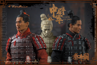 Терракотовый воин ФИГУРКА 1/6 scale Troops of Qin Empire (Terra-cotta Warriors) (CT012-C) Toyspower