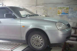 Lada Priora 1.6 16v - 98Hp MT 2008
