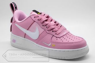 6b5314cb Купить Nike Air Force 1 07 Low женские розовые арт. N623 в Санкт ...