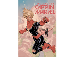 Постер Капитан Марвел Captain Marvel PP34416