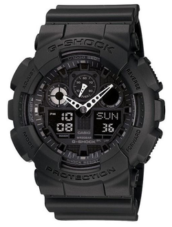 Часы Casio G-Shock GA-100-1A1