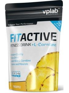 VP FIT ACTIVE + L CARNITINE 500г