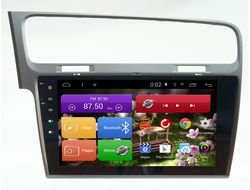 "Автомагнитола MegaZvuk AD-1036 Volkswagen Golf VII (2013+) на Android 6.0.1 Quad-Core (4 ядра) 10,1"" Full Touch"