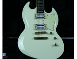 Esp Ltd Viper 1000 Olympic White Invaders SET