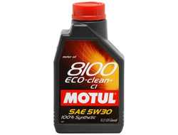 Motul 8100 Eco Clean +  C1 5w-30  (5л)