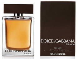 Dolce&Gabbana The One 100ml EDT мужские