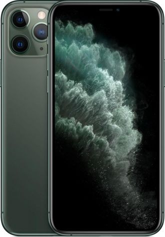 Apple iPhone 11 Pro - Midnight Green