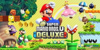 New Super Mario Bros. U Deluxe (New)[Nintendo Switch,Русская версия]