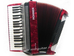 Hohner Bravo III 96 (A4073) Red