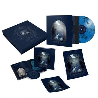 Alcest - Ecailles De Lune LP 10Th Anniversary edition box-set