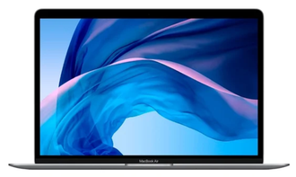 Ноутбук Apple MacBook Air 13 128Gb  with Retina display Space Gray  2019 MVFK2