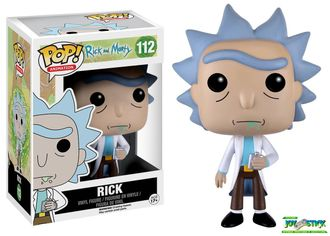 Фигурка Funko POP! Vinyl: Rick and Morty: Rick