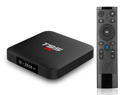 СМАРТ ТВ ПРИСТАВКА T95 S1 Android TV BOX