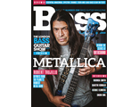 Bass Guitar Magazine February 2017 Robert Trujillo, Metallica Cover ИНОСТРАННЫЕ МУЗЫКАЛЬНЫЕ ЖУРНАЛЫ