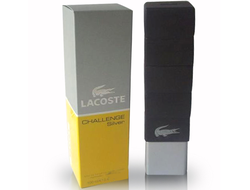 Lacoste Challenge Homme Silver