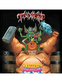 Tankard - B-Day CD
